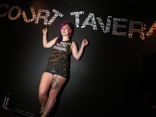 Brittney Dixon, the new manager of the Court Tavern in New Brunswick, has organized a Meet Up for musicians, bands and artists on Nov. 19.