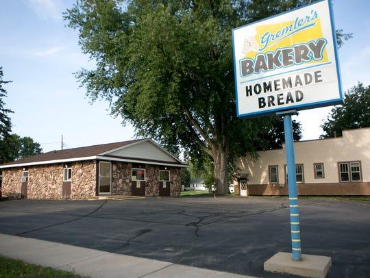 Gremler's Bakery, 1811 W Grand Ave. in Wisconsin Rapids,