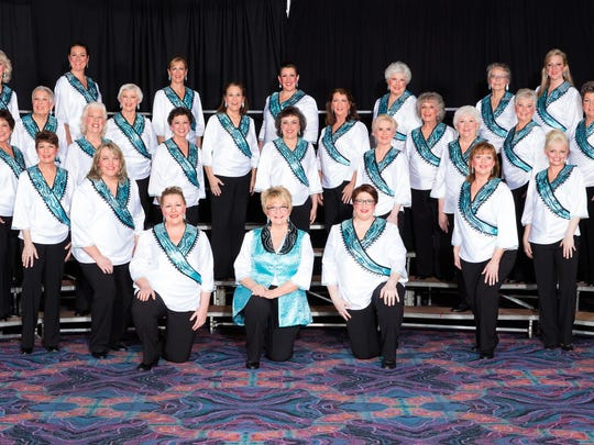 Oregon Spirit Chorus will perform during  An Evening of A Cappella at 7 p.m. Feb. 17 at Chemeketa Community College.