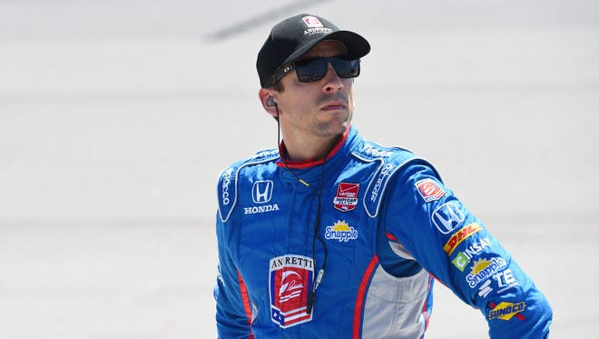 Justin Wilson remains in a coma following an incident during Sunday's IndyCar race at Pocono.
