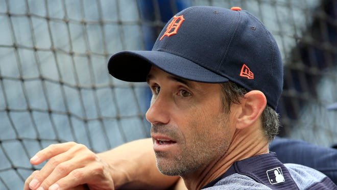 Brad Ausmus was hired as Angels manager Sunday.