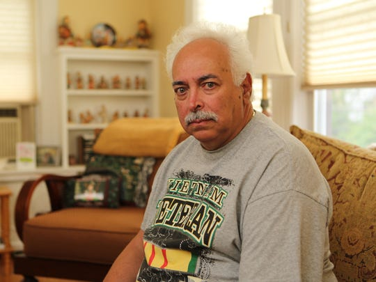 John Paul Ferrara, a retired letter carrier for more than 40 years and a former president of the Mount Vernon letter carriers' union, was attacked by dogs twice when he was working.