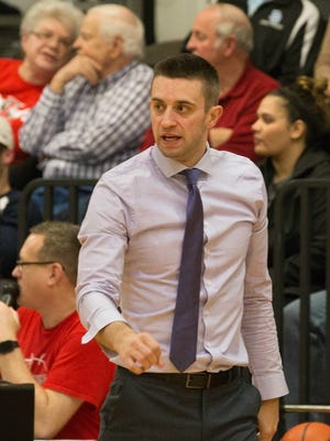 Zach Filzen has hired as the new men's basketball coach at Lawrence University. He comes from Lancaster Bible College.