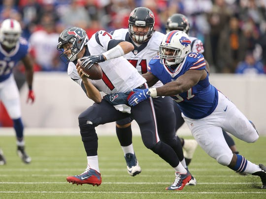 Bills DT Corbin Bryant signed his one-year tender offer.