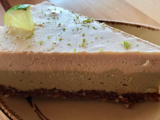 Desserts at On the Way Cafe, 6005 W. Mequon Road, Mequon,
