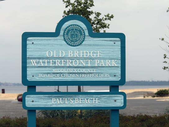 Old Bridge Waterfront Park, Old Bridge Middlesex County