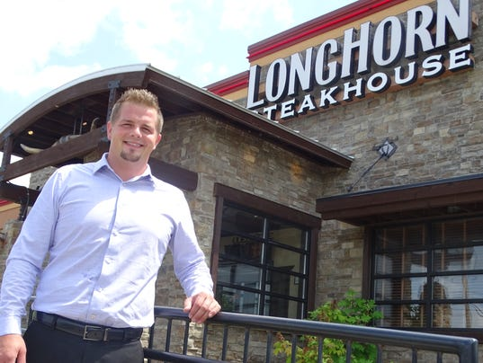New Longhorn Manager A Paint Valley Grad Sprinting Up Rungs Of Success