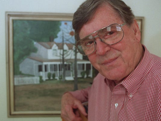 Earl Hamner Jr., creator of 'The Waltons,' dies at 92