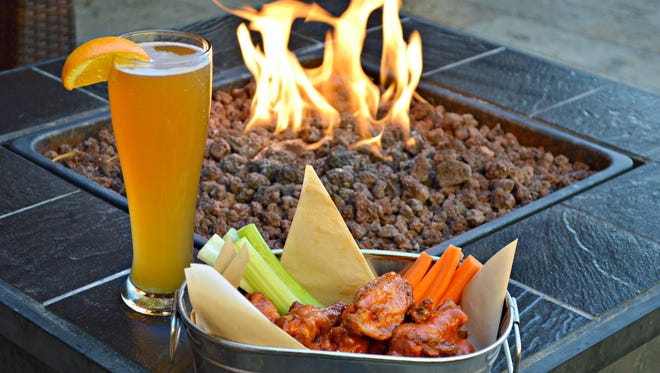 SquawPeak: The wings and beer special at Rico's American Grill at the Pointe Hilton Squaw Peak Resort.