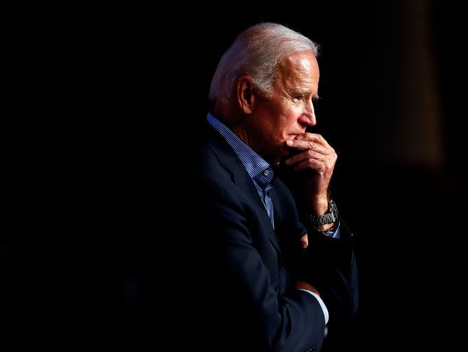 Joe Biden, the 47th vice president of the United States,