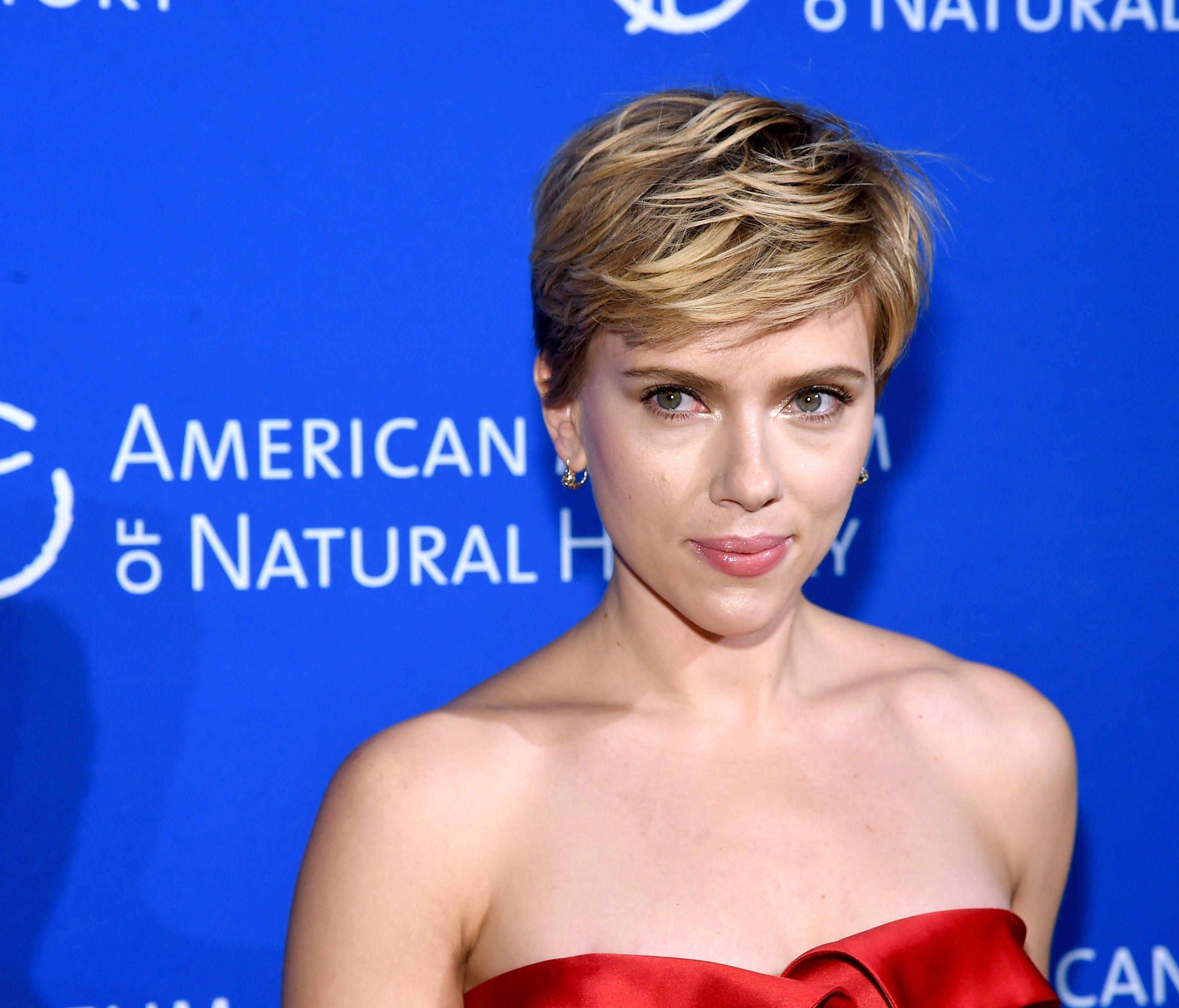 Scarlett Johansson, 'SNL's very favorite Ivanka.