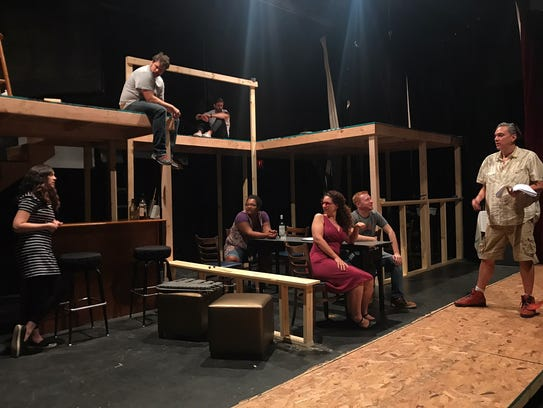 """""""It's a Disaster"""" opens Sept. 8 at Pioneer Place on"""
