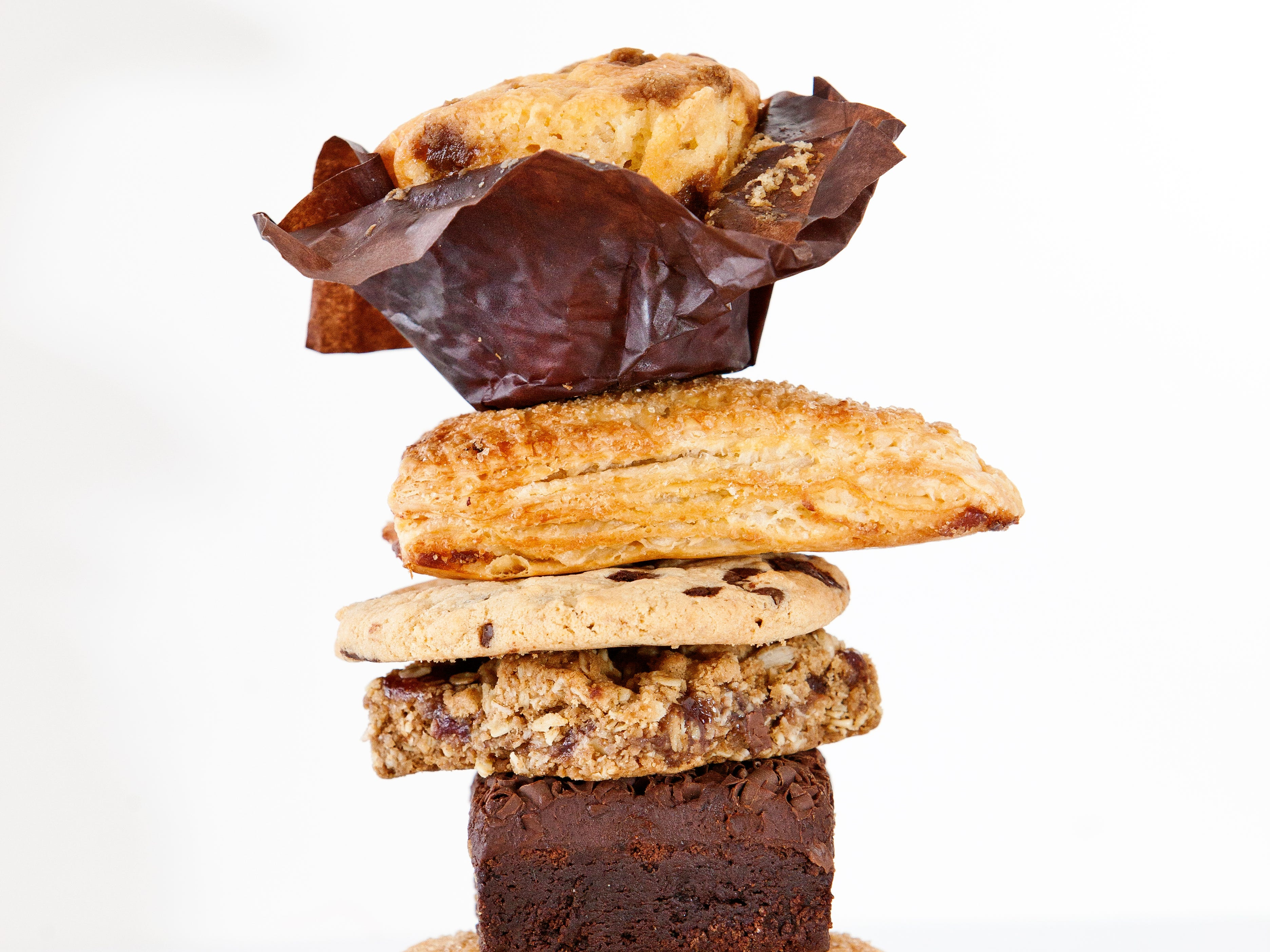 WildFlour Pastry's delectable treats tempt Charlestonians away from their diets on a daily basis.