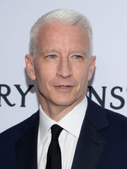 Anderson Cooper and his CNN colleagues will be broadcasting