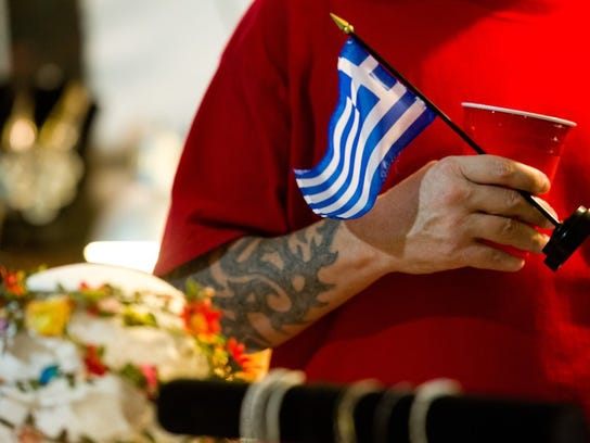 The Port St. Lucie Greek Festival is at St. James Orthodox Church this weekend.