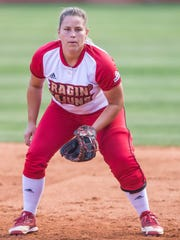 UL's Corin Voinche has made the successful transition to first base as a senior.