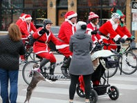 Things to do in Milwaukee this weekend, from Super Bowl Packers to lots and lots of Santas