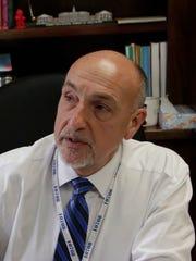 Bronxville schools Superintendent Roy Montesano