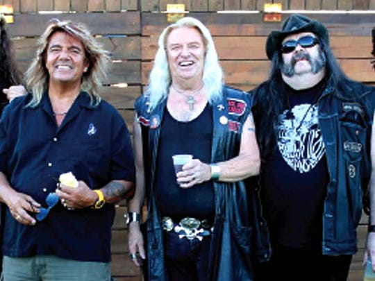 Black Oak Arkansas, the granddaddy of Southern rock, is to perform Saturday afternoon.