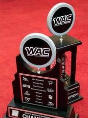 New Mexico State has wracked up Western Athletic Conference championships in the league's current membership.