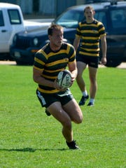 Ben Pinkelman, a 22-year-old senior at CSU, is one of 12 players on the USA men's sevens rugby team competing at the Rio Olympics.