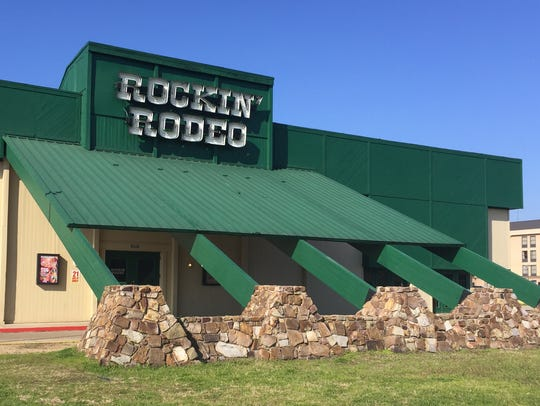 The former site of Rockin' Rodeo