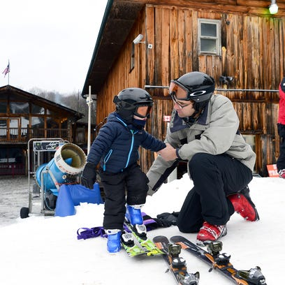 What's new at WNC ski slopes? Ski with Santa, Skybar brews, free kids skiing