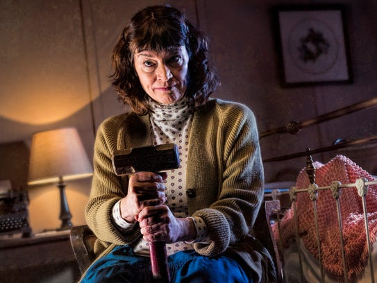 Barbara Chisholm will star as Annie Wilkes in the Playhouse