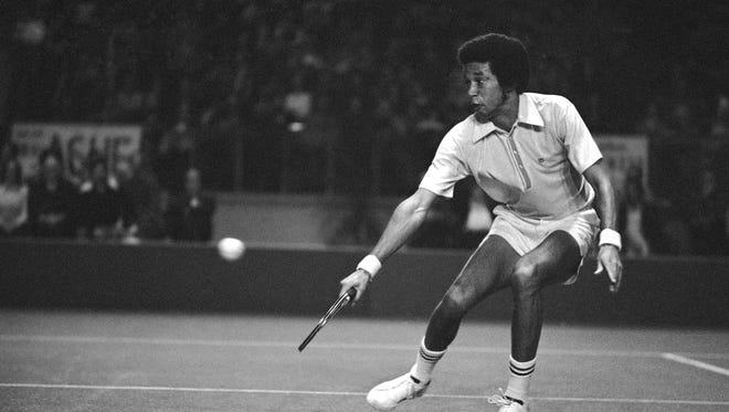 Arthur Ashe's legacy lives on in Washington, D.C.