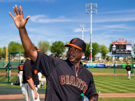 Your Say 0313 Barry Bonds