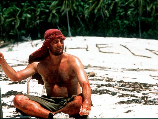 Tom Hanks reunites with Wilson from 'Cast Away'