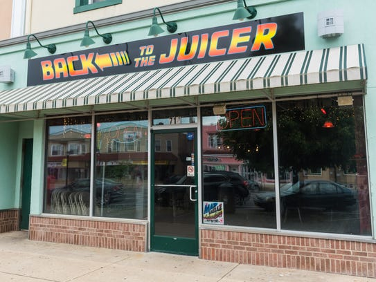 Back to the Juicer on Landis Ave.