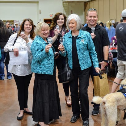 Cheers to first ever Vines in the Pines Wine Festival