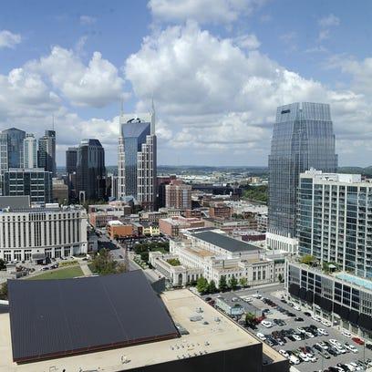 Nashville's real estate market is ranked among the