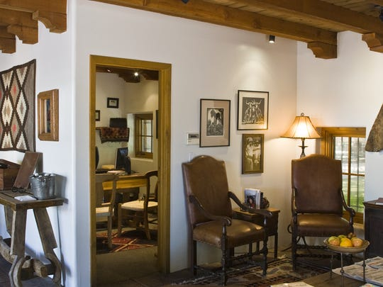 The Hermosa Inn, which dates back to the 1930s is best