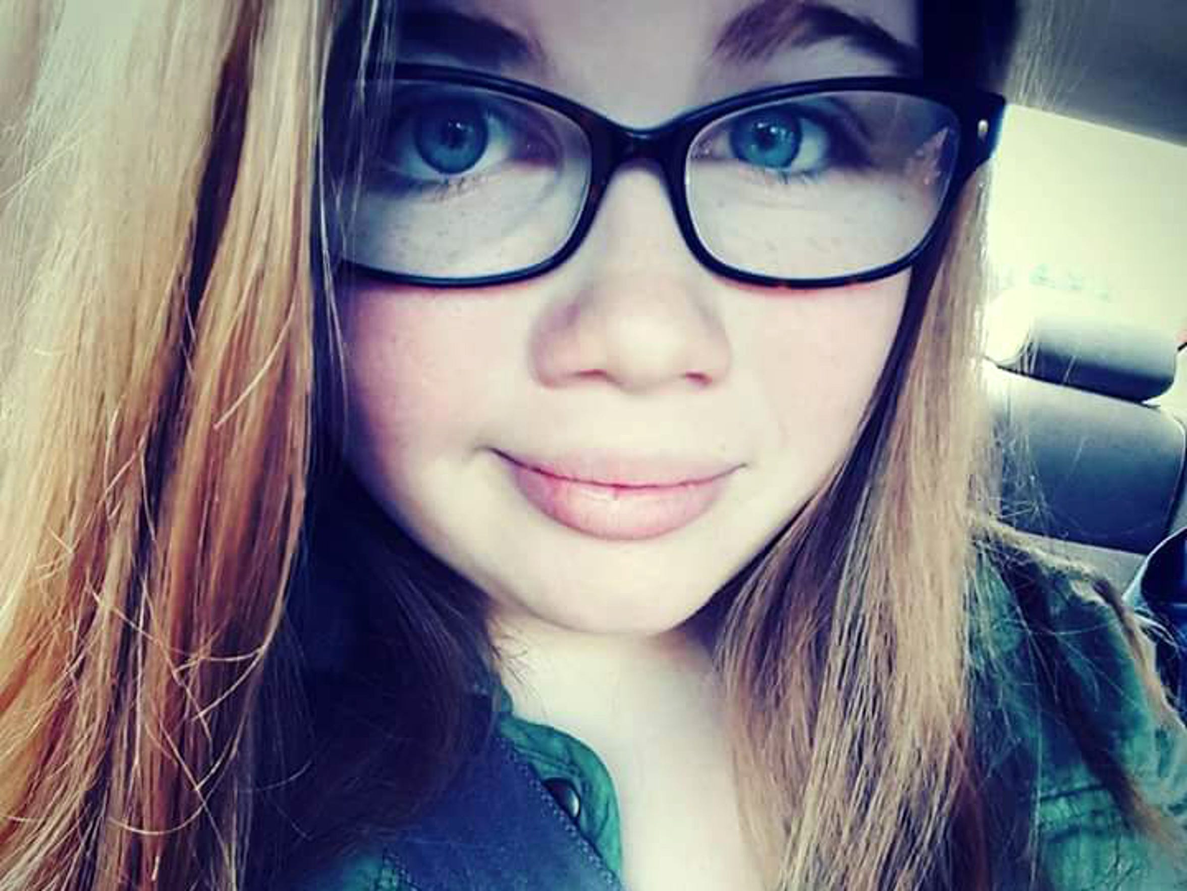 An undated photo of Katilynn Daniel, who died in 2016