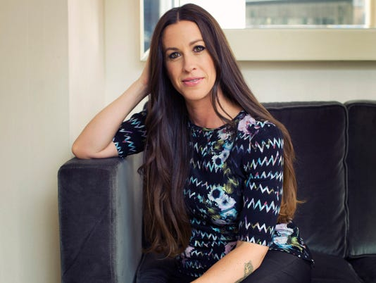 AP Q and A-Alanis Morissette