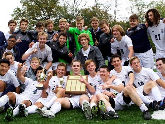 MKA boys soccer