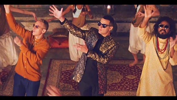 """""""Lean On,"""" by Major Lazer and DJ Snake, is the most-streamed song on Spotify."""
