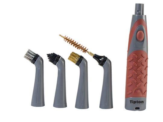 Tipton Power Clean Electric Gun-Cleaning Brush Kit.