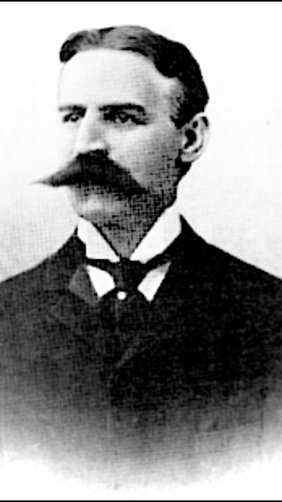 Milton D. Martin (From George Prowell's 1907 History of York County, PA, Volume II, Page 64)