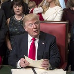 Letter: Trump compromises more than Obama