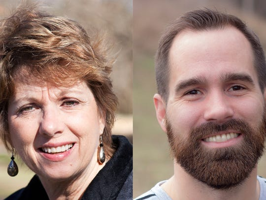 Phyllis Ferguson and Thomas Quinn were candidates for