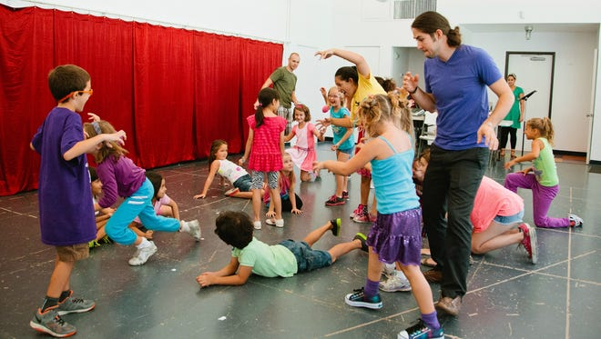 Childsplay offers dozens of theater skills and performance summer camps for kids ages 4-17.
