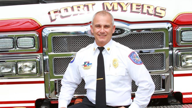Vincent DiCristofalo was named interim fire chief effective immediately.