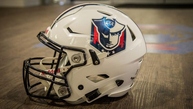 On May 19, the Pike Road Patriots football team will play its first Blue and White Spring Game at 6 p.m. at Faulkner University.