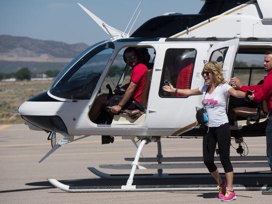 I Hart Flying and Southern Utah University hold a press
