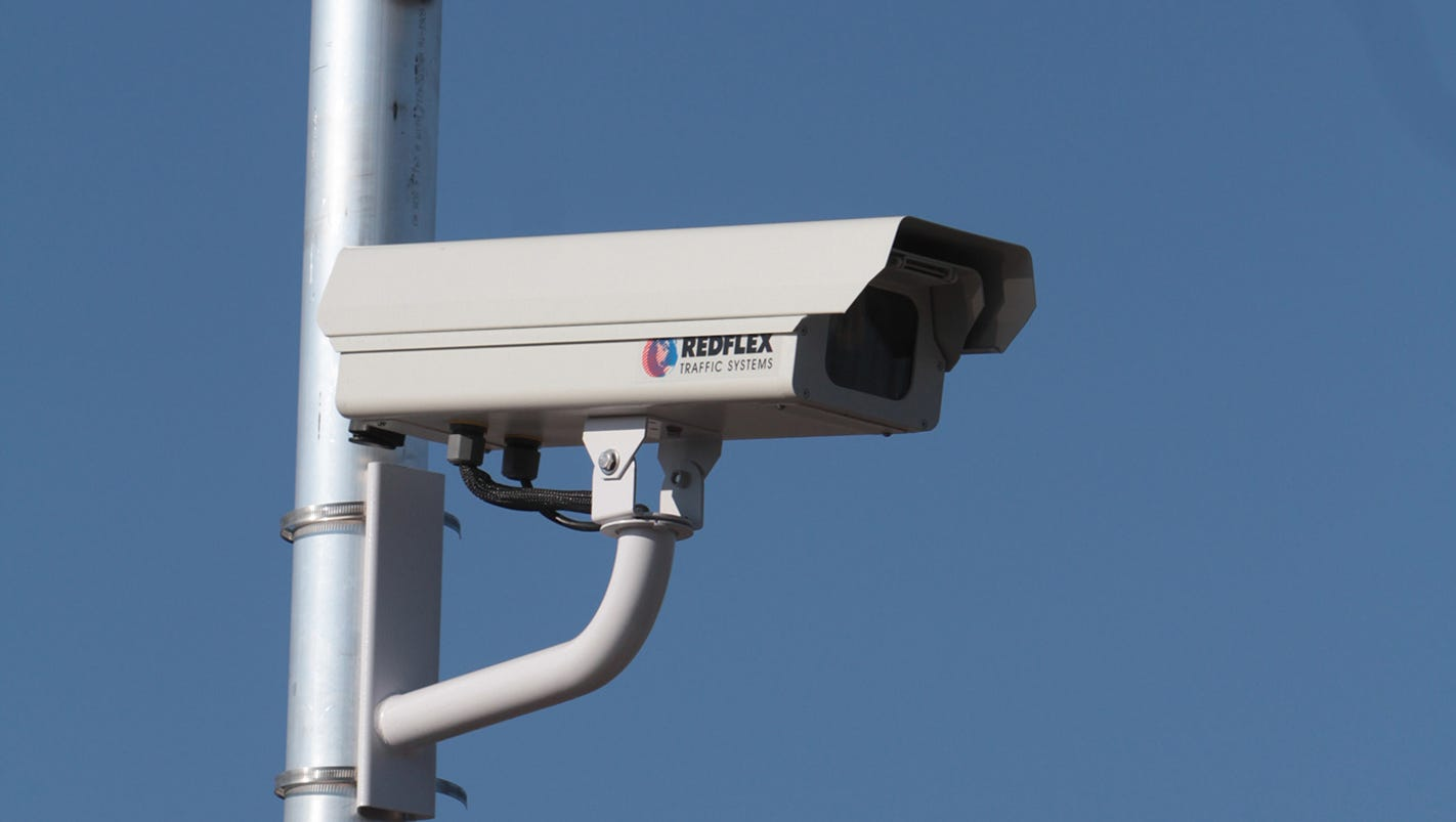 Red Light Cameras Investigation Chicago Tribune Chicago And - Chicago map app