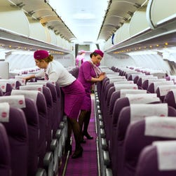 $99 Europe fares: What it's like to fly discount carrier WOW Air ...