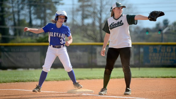 Brevard and East Henderson played Thursday in East